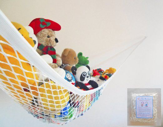 Keep Your Kids Bedroom Tidy With This Wonderful Luxury Toy Box: Amazon.com : Viva Toy Hammock