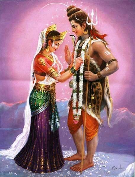 Pure love of shiva shakti
