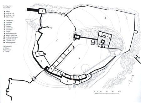 Hidden Architecture: Castelgrande