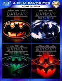 Batman Collection: 4 Film Favorites [4 Discs] [Blu-ray], 23049734
