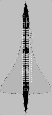 Concorde Interior Images
