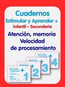 Cuadernos Estimular y aprender más
