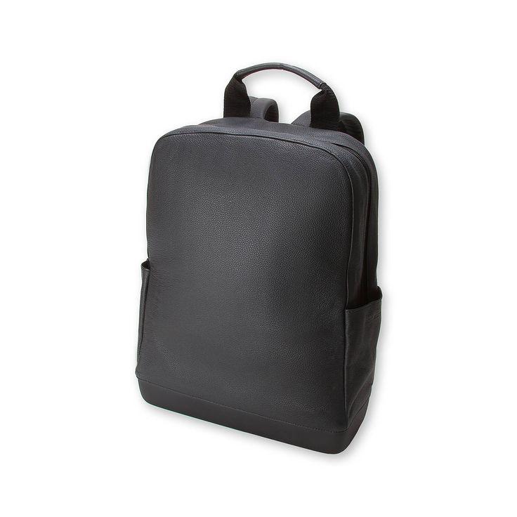 Moleskine Leather Backpack For Digital Devices Up To 15'   Moleskine Store - Moleskine