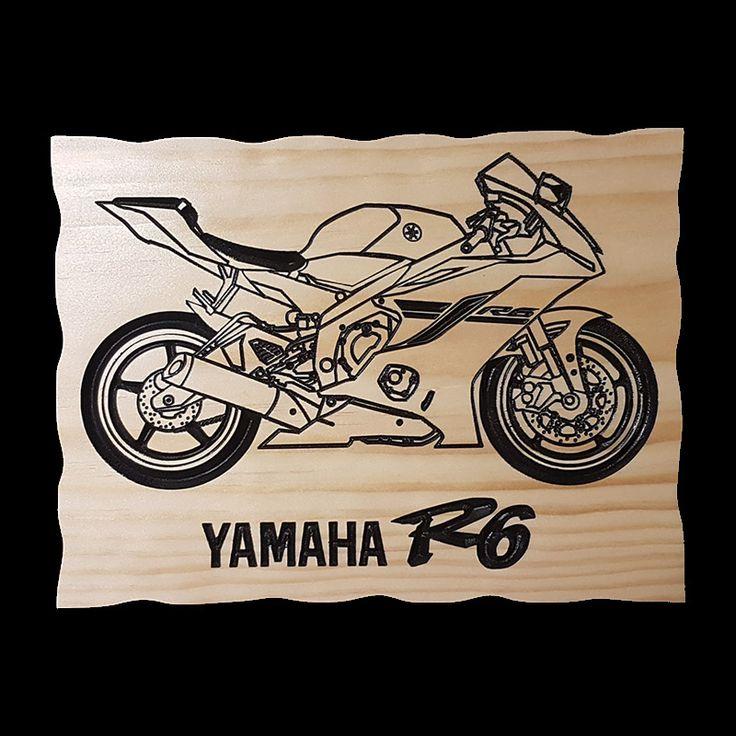 Yamaha R6logo