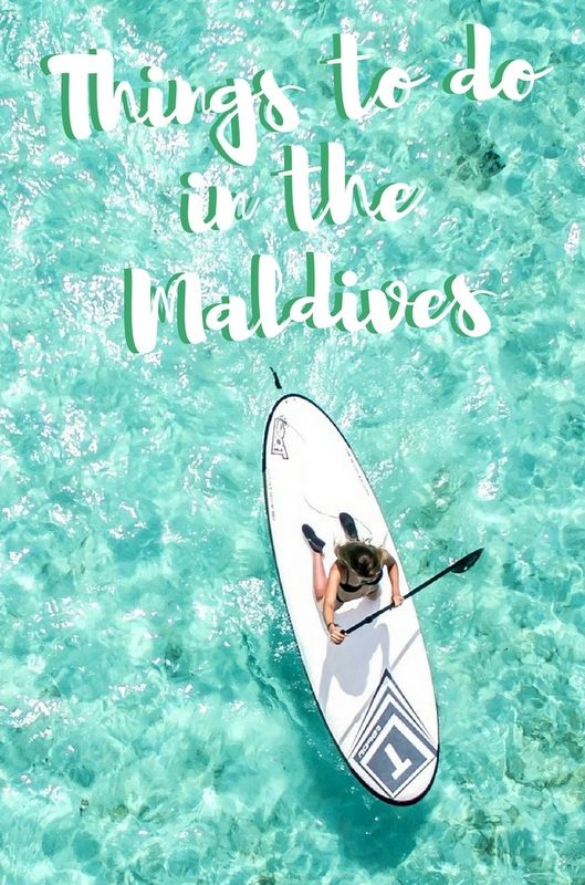 With sunny days, white sandy beaches, adventurous sporting choices, and more, the Maldives is one holiday destination you don't want to miss. Read on for ideas to pack your itinerary with.