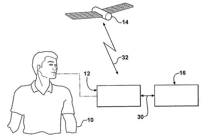 Patent US20090237236 - Tooth located gps person | Patent US20090237236 - Tooth located gps person tracking and location ...