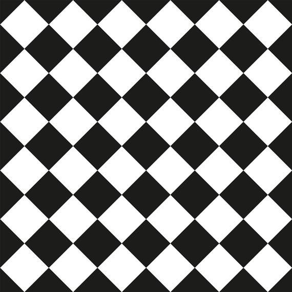 Black And White Checkered Peel And Stick Removable Wallpaper Etsy Wallpaper Panels Peel And Stick Wallpaper Black And White