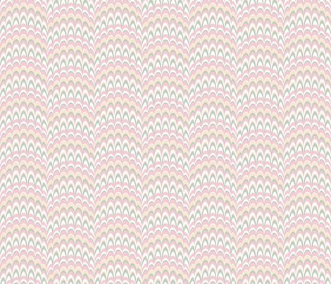 Marbling Comb Shabby Chic fabric by mia_valdez on Spoonflower - custom fabric