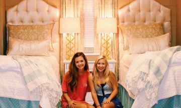 These Freshers Gave Their University Halls A Seriously Impressive Makeover