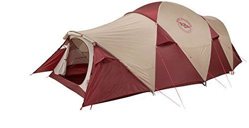 2017 Big Agnes Flying Diamond 6 Review – Improved New Model  This Big Agnes Flying Diamond 6 Review is about the new version of the iconic tent, which is one of the best 6-person tents currently available on the market. This is a very reliable tent with many exceptional features. #tents, #camping, #familycampingtents, #outdoors, #outdoorequipment
