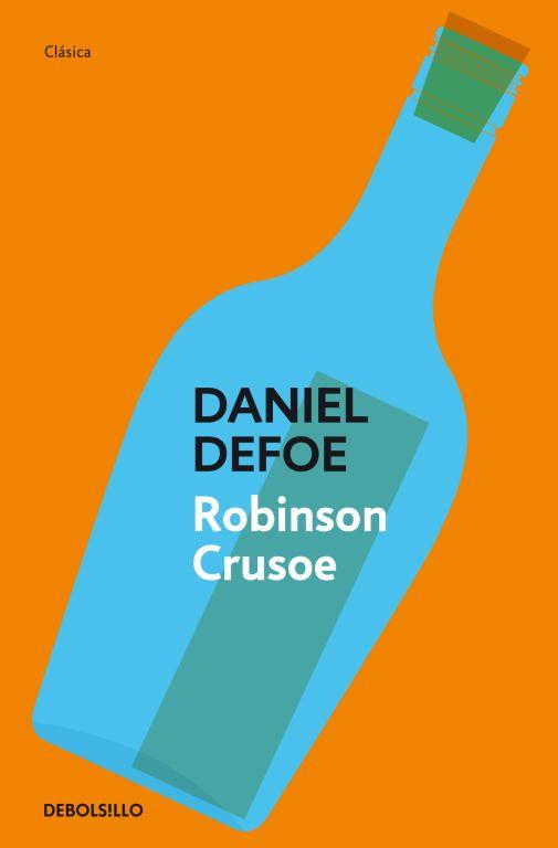 Publicada en 1719, la historia de Robinson, exiliado en la soledad de una isala, y su travesía de supervivencia, es hoy un mito del hombre moderno.