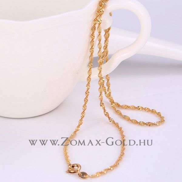 Zita nyaklánc - Zomax Gold divatékszer www.zomax-gold.hu