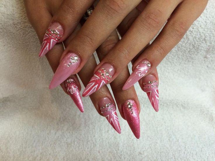 Pink nalis