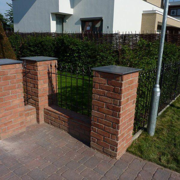 Kovový plot - realizace Benešov