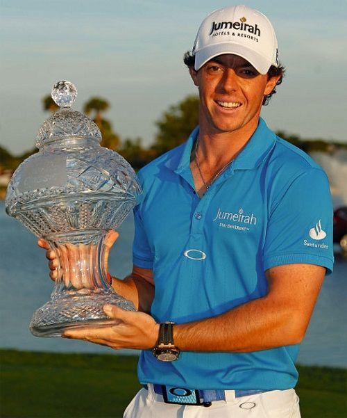 Rory Mcllroy (6) majors total : U.S Open (2011), U.S PGA (2012, 2014), British PGA (2014), British Open (2014), Australia Open (2013) .