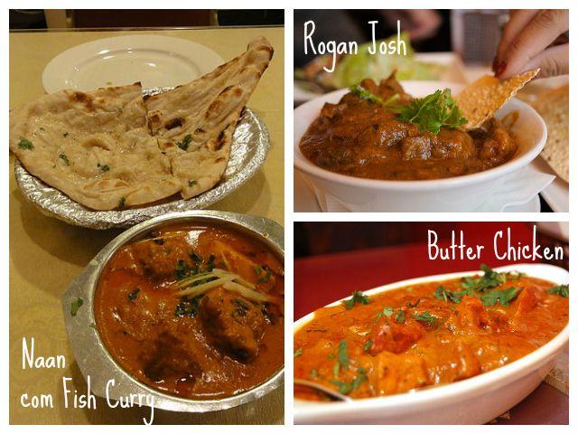 As comidas típicas da Índia