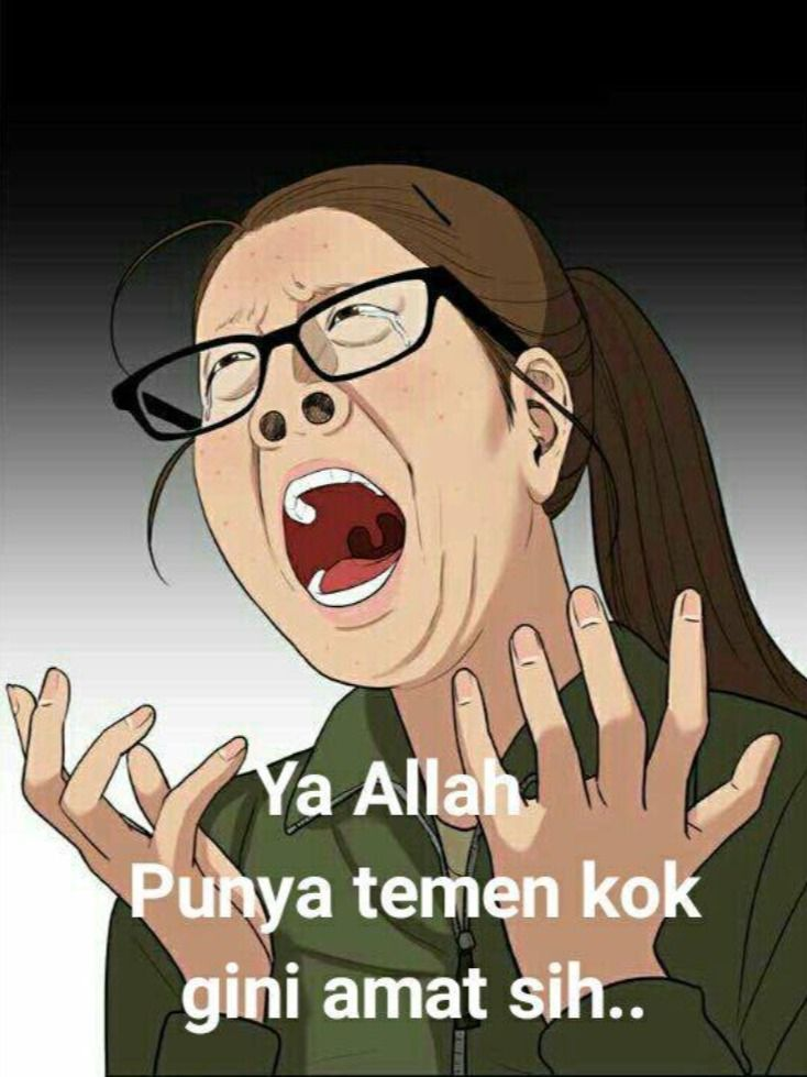 Meme Twitter Cartoon Jokes Tanda Lucu Meme Lucu