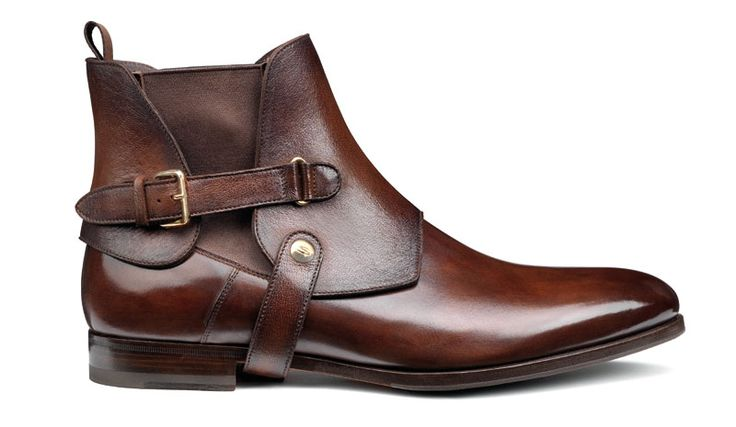 Santoni FW15-16 men's ankle boot-1 GAH!! I WANT THESE!!!