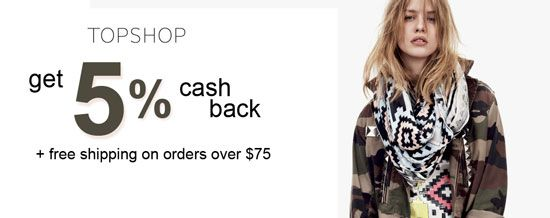 TOPSHOP Student Discounts - StudentRate Deals