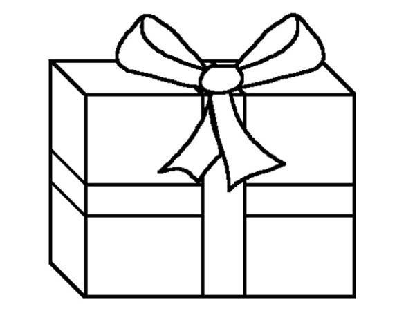 Regalos 8 Dibujos Faciles Para Dibujar Para Ninos Colorear Paginas Para Colorear De Navidad Hojas De Navidad Para Colorear Dibujos De Navidad Faciles