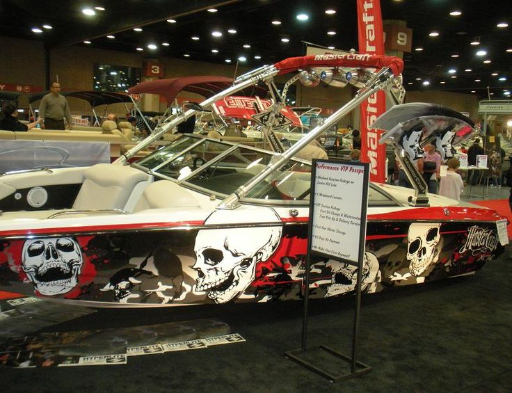 Mastercraft Wake Boat. Boat Graphics Designs Ideas ...