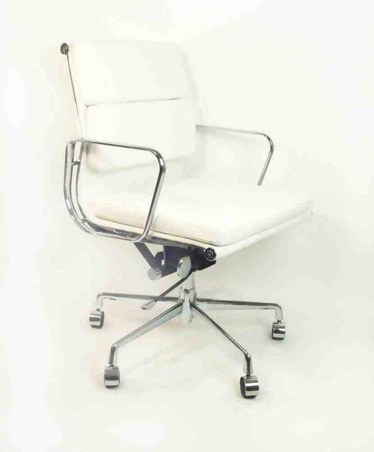 White Leather Office Chair Ikea White Desk Chair Ikea Leather Office