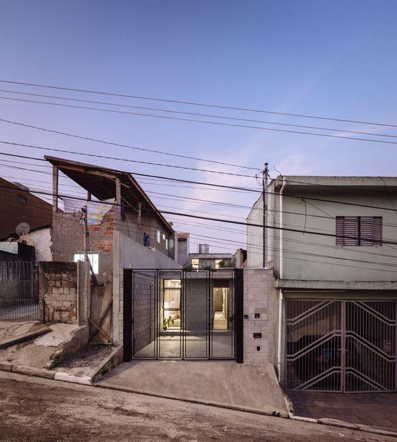 Galeria de Anunciados os 3 vencedores da 3ª edição do Prêmio de Arquitetura Instituto Tomie Ohtake Akzonobel - 1