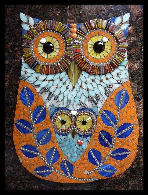 DIY y manualidades: Cómo hacer mosaicos y algunos ejemplos para inspirarte | #Reciclaje - #DIY – Recycling ecoagricultor.com