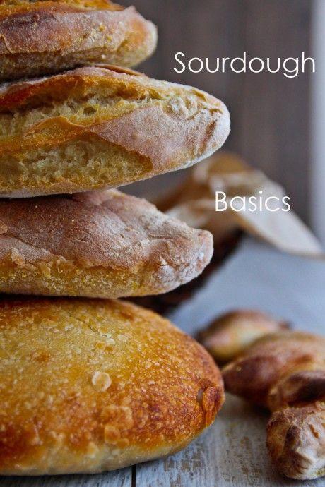 Sourdough 101: Bourke Street Bakery Sourdough Class