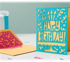 Create this fun card and envelope in minutes!