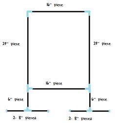 OCD for Kinders: PVC Pocket Chart Holder