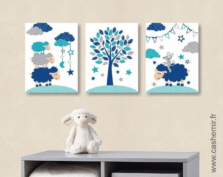 115 best Illustration chambre bébé images on Pinterest | Patches ...