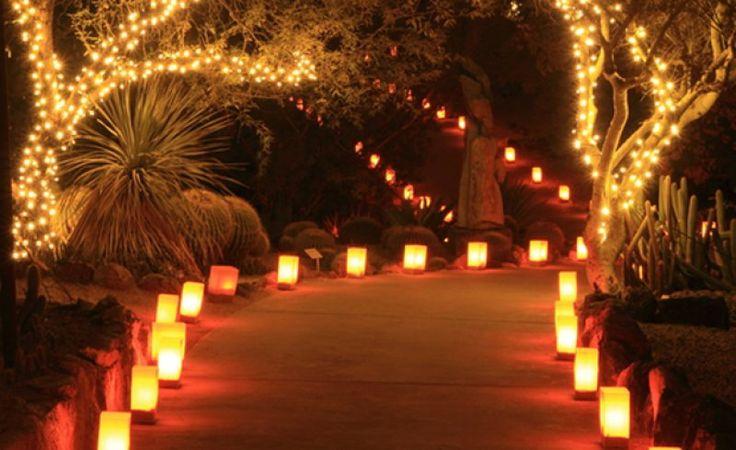 Outdoor Lighting Decorations for Garden