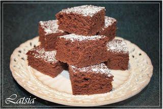 LATSIAKONYHÁJA: A díjnyertes kakaós süti