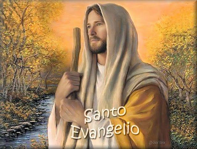 SANTORAL CATOLICO: EL EVANGELIO DE HOY JUEVES 23 DE JUNIO 2016
