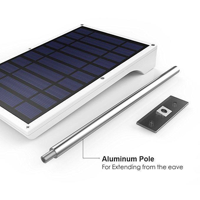 48 Leds Solar Gutter Light Inspireuplift Antiscratch