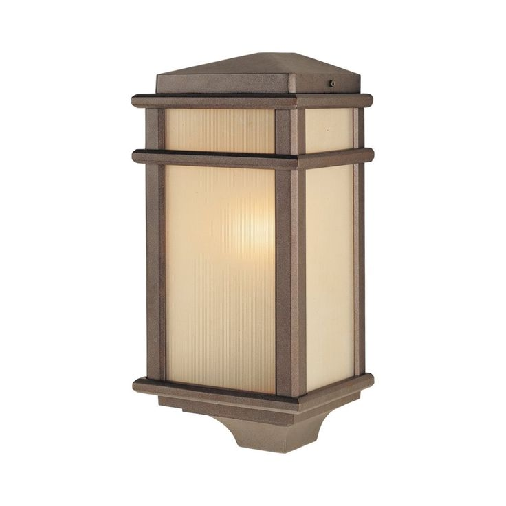 Shop Feiss  OL3403 Mission Lodge Half Outdoor Sconce at ATG Stores. Browse our outdoor sconces, all with free shipping and best price guaranteed.