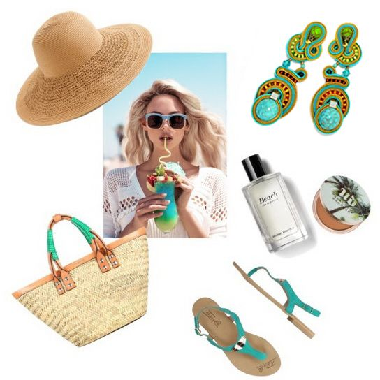 Dreaming of resort chic....  #doricsengeri #resortwear #resortchic #turquoise #turquoiseearrings #fashionstyling #springtrends #fashion
