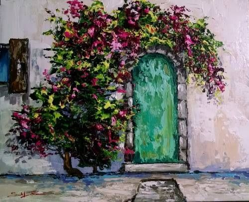 Calendar Uptown Art Denville : Images about painting windows doors gates
