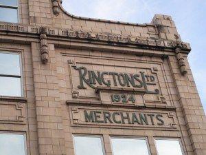 The original Ringtons building.
