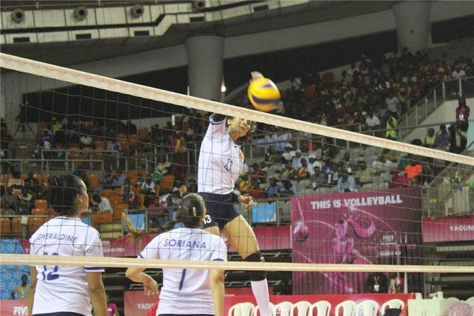 Venezuela superó a Camerún en World Grand Prix de Voleibol #Deportes #Ultimas_Noticias