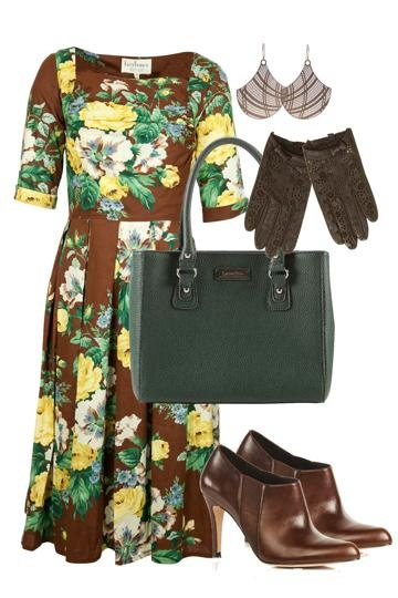High Tea Outfit includes lazybones, LouenHide, and RMK at Birdsnest Fashion