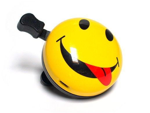 Nutcase Helmet - Bike Bell Dazed and Amused - DING DING! C needs a new bell, for his new balance bike...so everyone knows he's comin'! - #EntropyWishList #PintoWin