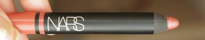 NARS, Satin Lip Pencil, Rikugien, review and details up on the blog