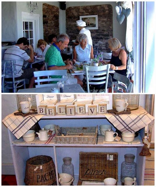 Sit down and relax to a scrumptious meal at Petits Fours and find your unique gift