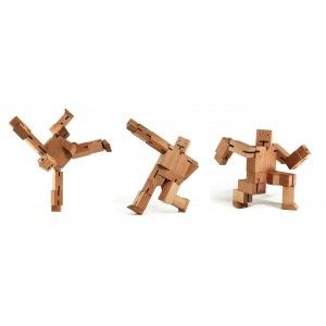 Puzzel cubebot