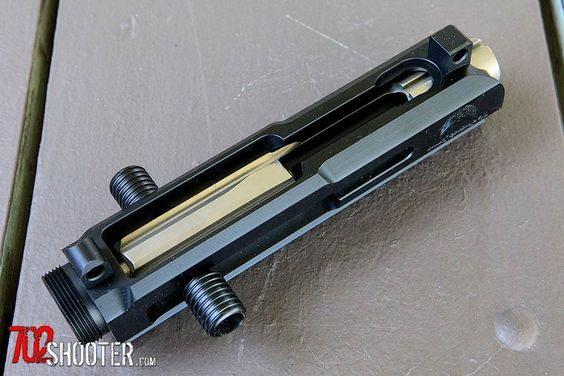 Blackwood Arms Side Charging AR-15 Upper Receiver Loading that magazine is a pain! Excellent loader available for your handgun Get your Magazine speedloader today! http://www.amazon.com/shops/raeind