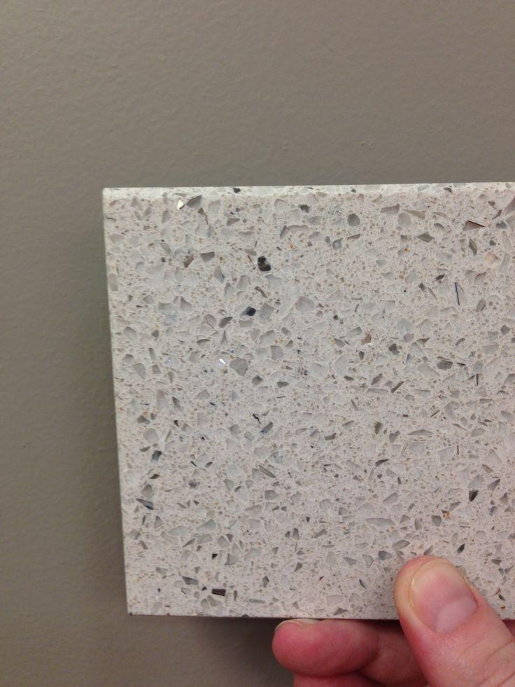 Kitchen White Cabinets Grey Countertop