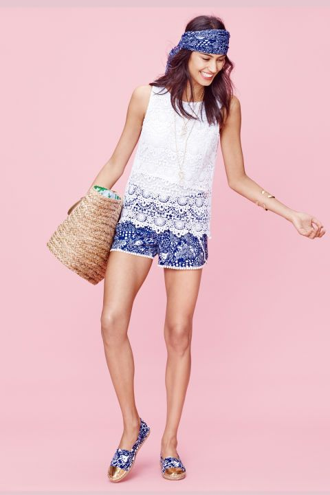 Hello, spring! See the full Lilly Pulitzer x Target collection exclusively on ELLE.com (and learn about the line!)