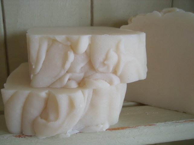 BAY RUM palm free handmade soap. No added colour. - Folksy